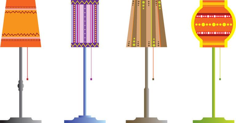 Making A DIY Floor Lamp