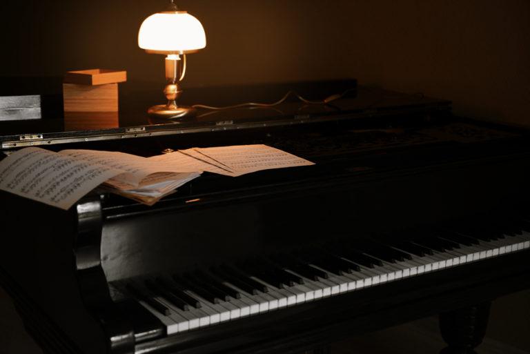 Choosing The Right Piano Lamp